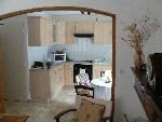 Hortensia Cottage Kitchen